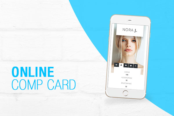 Comp card for models and actors made easy sedcard24com for Free comp card maker